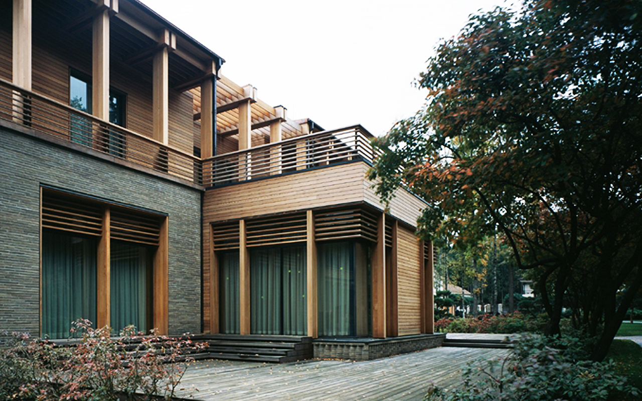 Wooden house3