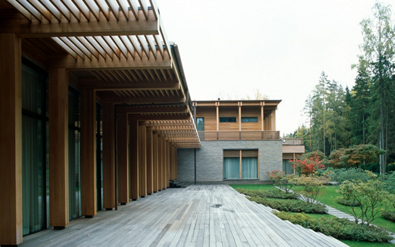 Wooden house4